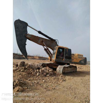 沃尔沃EC460B挖掘机一体岩石臂