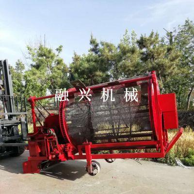 江苏元胡收获机厂家 圆筛贝母采挖机价格 丹参药材收获机工作视频