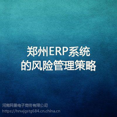 郑州ERP系统的风险管理策略_当然选择河南网景