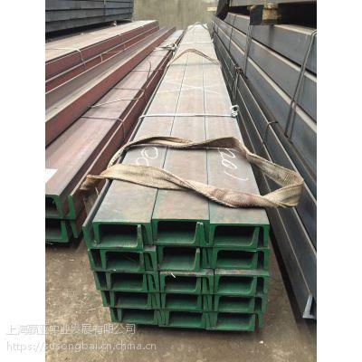 上海欧标槽钢UPN120Q235B/C6*8.2美标槽钢型材批发