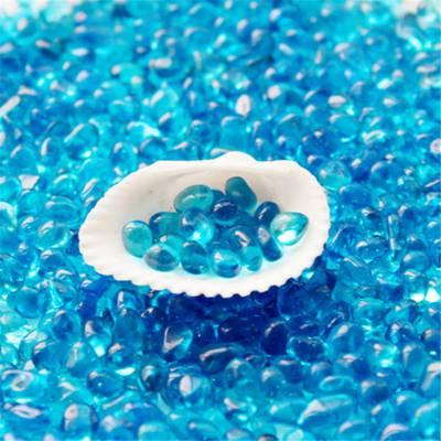 厂家彩色玻璃微珠价格 可定制各种规格玻璃微珠 厂家玻璃砂-不规则玻璃珠厂家