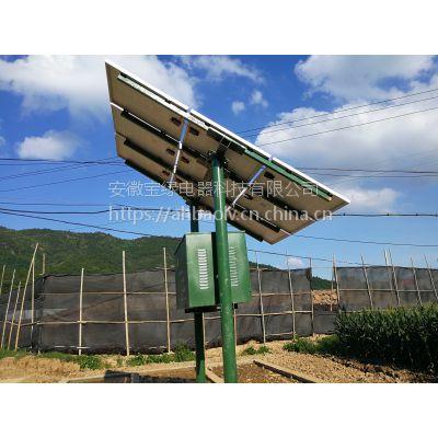 安徽宝绿供应AA/O工艺太阳能微动力污水处理设备