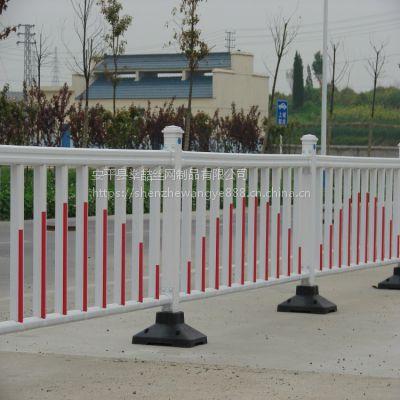 燊喆供应道路中央隔离护栏网 PVC涂塑防撞道路护栏 马路中央安全防护