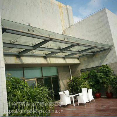 大龙钢结构雨棚安装公司_南村膜结构停车棚搭建施工公司