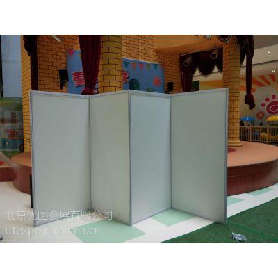 供应北京标摊展位展板租赁国画书画展架出租销售