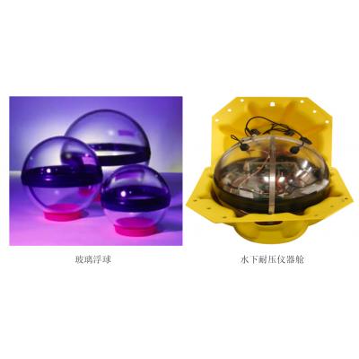 美国Teledyne Benthos公司深海玻璃浮球