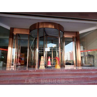 上海旋转门2翼旋转门旋转玻璃门酒店旋转门