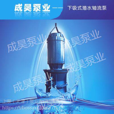 雨水泵专用轴流泵