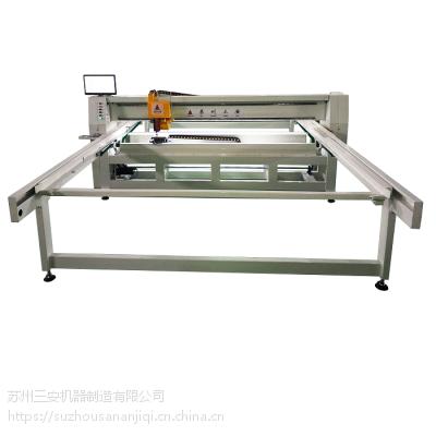 HFJ-GT 绗缝设备单头单针高速电脑剪线绗缝机