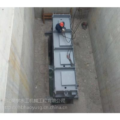 河北省昊宇水工HY-PGZ钢制闸门欢迎采购