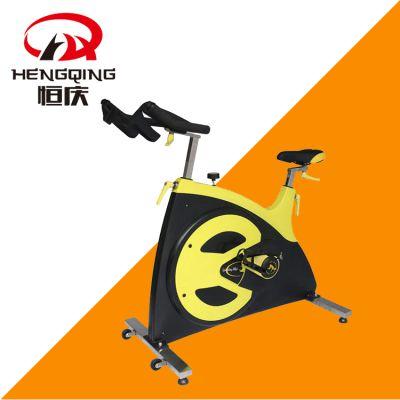 商用室内动感单车 运动健身车 健身房工作室家用单车 恒庆健身器材 可定制颜色