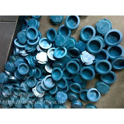 塑料管帽牌脚手架堵头/2寸钢管内塞/塑料防尘盖帽