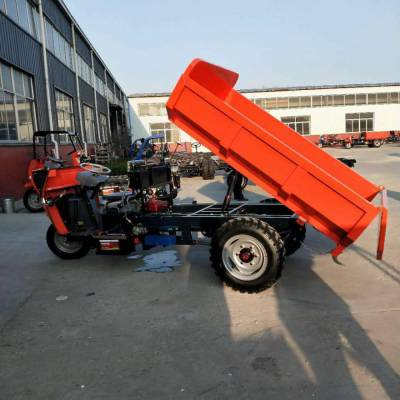 奥斯顿供应18马力建筑工程柴油三轮车价格