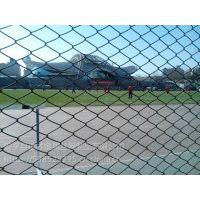 学校浸塑蓝球场护栏网高的找瑞才厂家质量保证