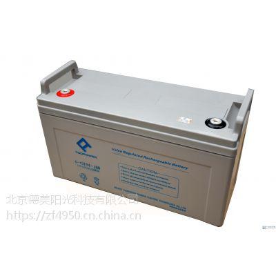 天力蓄电池12V100AH青海代理商报价及参数