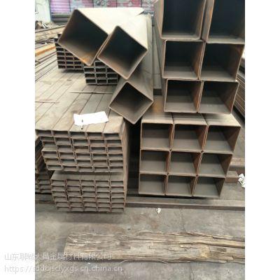 福建60*60*5无缝方管价格 福建厚壁方管厂家