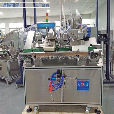诚鑫机械面膜封口机小型半自动面膜封口机带日期