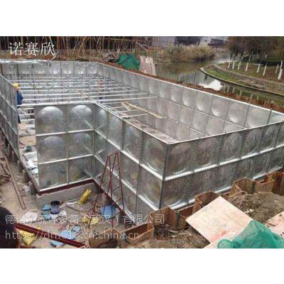 诺赛欣襄樊 方形水箱规格/生活水箱价格