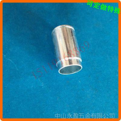 中山五金加工厂 圆柱形台阶铆钉  空心管圆柱铆钉 铁管铆接柱