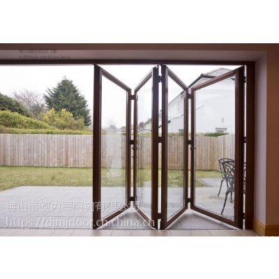 德技名匠门窗手动折叠门视角:门窗玻璃的寿命有多长,你知道吗