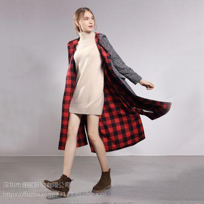 深圳2018***流行大款打底衫毛衣工厂 一件代发
