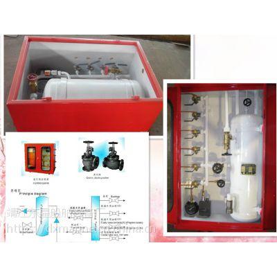 气动速闭阀控制箱CRD-U3-30L(靖江市东星船舶设备厂)