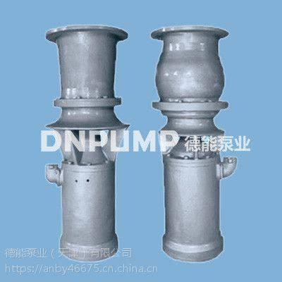 天津简易式潜水轴流泵