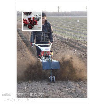 山地微耕机 农田施肥松土机 大葱封葱机 生产厂家
