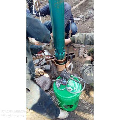 高扬程潜水泵,热水深井泵,耐高温100度深井泵