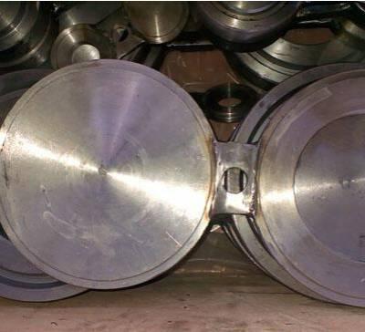 供应Q235B碳钢8字盲板法兰,大型对焊法兰厂家