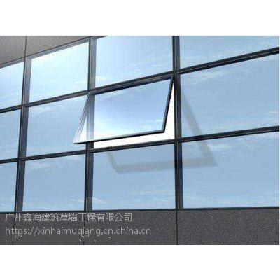 幕墙玻璃开窗改造10年幕墙改造工程经验