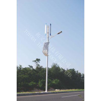 60W 风光互补路灯(双向两车道)
