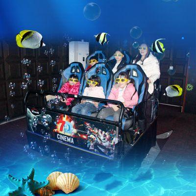 幻影星空新款5D7D影院电影设备全套设备动感液压电动座椅亲子体验