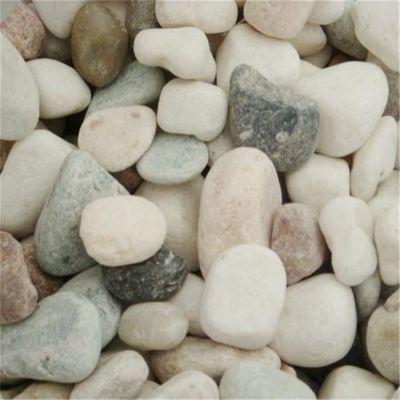 诚鑫厂家供应滤水垫层鹅卵石建筑路面铺设用鹅卵石