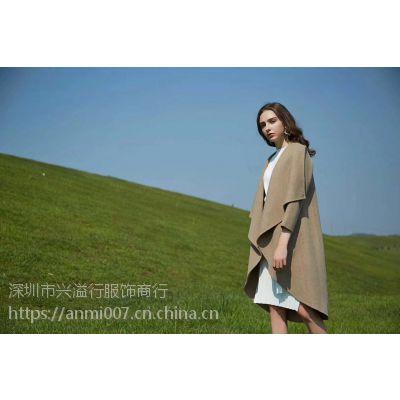 【朗美睿】18纯大件,明星款澳毛双面羊绒大衣