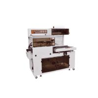 万纳袖口式半自动热收缩膜 直进直出料收缩包装机 裹包机械热收缩机