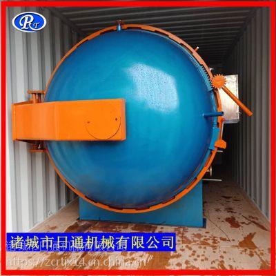 湖南粮食机械胶辊用电空气硫化罐节能环保