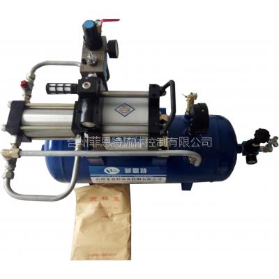 压缩空气增压器 2-5倍ZTS系列 气体放大器增压泵厂家
