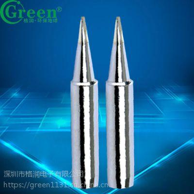 供应格润内热式一字批型900M-T-1.2D恒温烙铁头