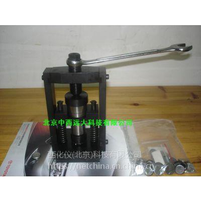 中西纽扣电池封口机 型号:SZ68-AF20库号:M397593