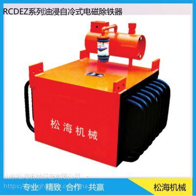 haisunRCDEZ系列油浸自冷式电磁除铁器 厂家直销