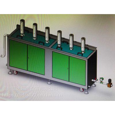连续生产型超声波石墨烯剥离设备