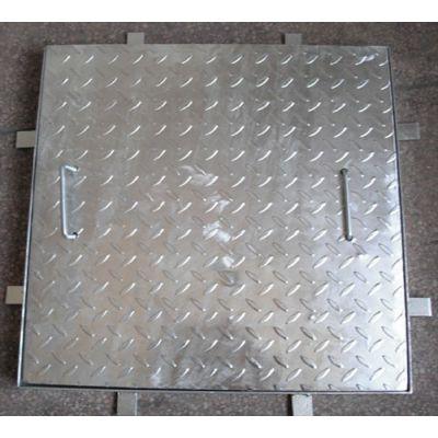供应复合钢格栅板_大型钢格板厂加工定做