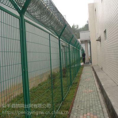 安平厂家热销 监狱护栏网 喷塑优质铁丝监狱防护网