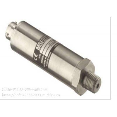 美国精量电子 高精度压力测量MEAS-US10000压力传感器