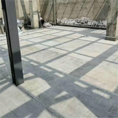 鲁豫约见六安25mm加厚水泥纤维板钢结构夹层地板厂创始人
