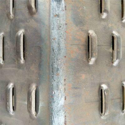 螺旋井管800实壁管、打井用冲孔滤水管 桥式管 厂家报价