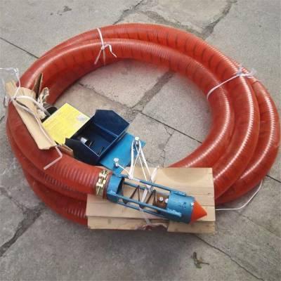采用高强度pvc软管吸粮机 化工产品移仓吸料机 润华低价吸粮机