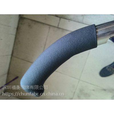 供应儿童自行车EVA把手套 泡绵EVAPVC橡胶把手套