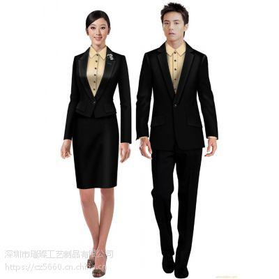 深圳厂家定制高档女士职业装、可按需定制LOGO、欢迎订做批发